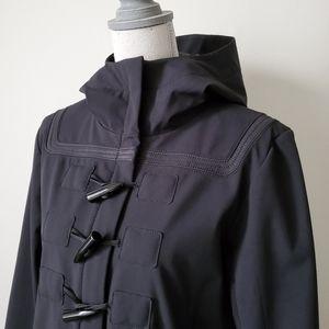 lululemon athletica Jackets & Coats - Rare Lululemon Paddington Hooded Rain Coat Black